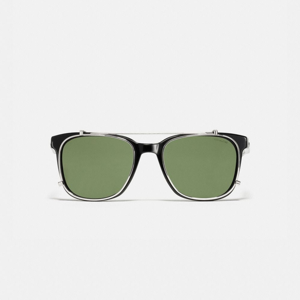 Coach Phantos Square Sunglasses Alternate View 2
