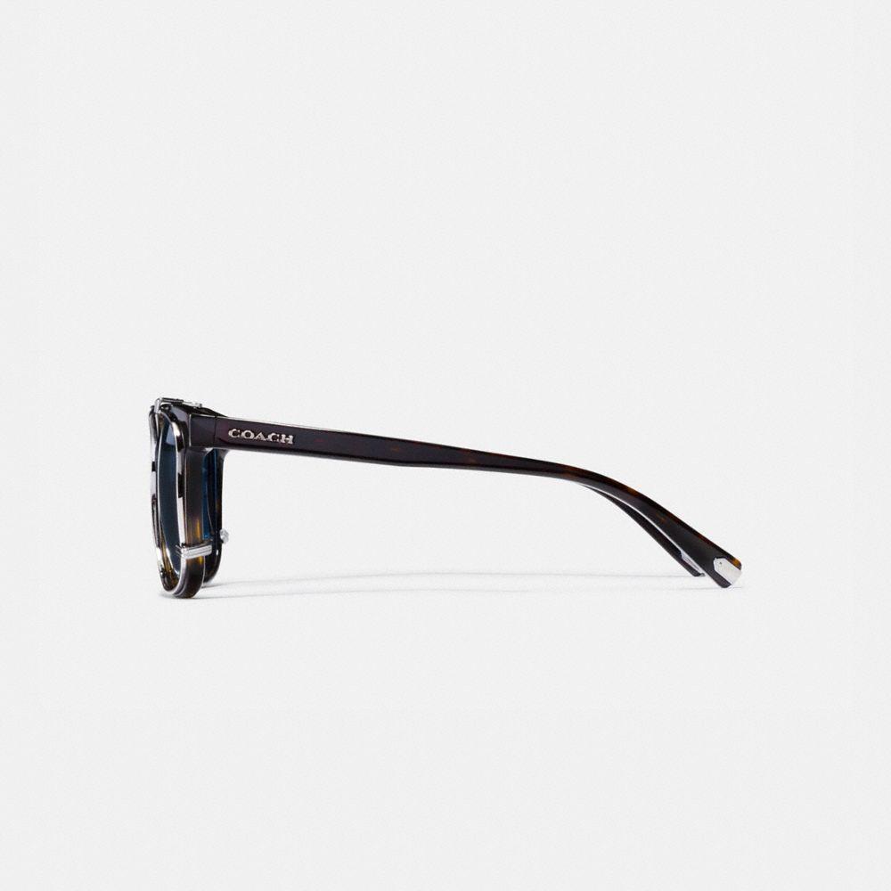 Coach Phantos Square Sunglasses Alternate View 3