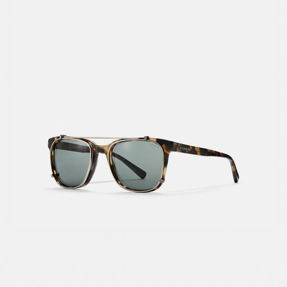 Coach Phantos Square Sunglasses