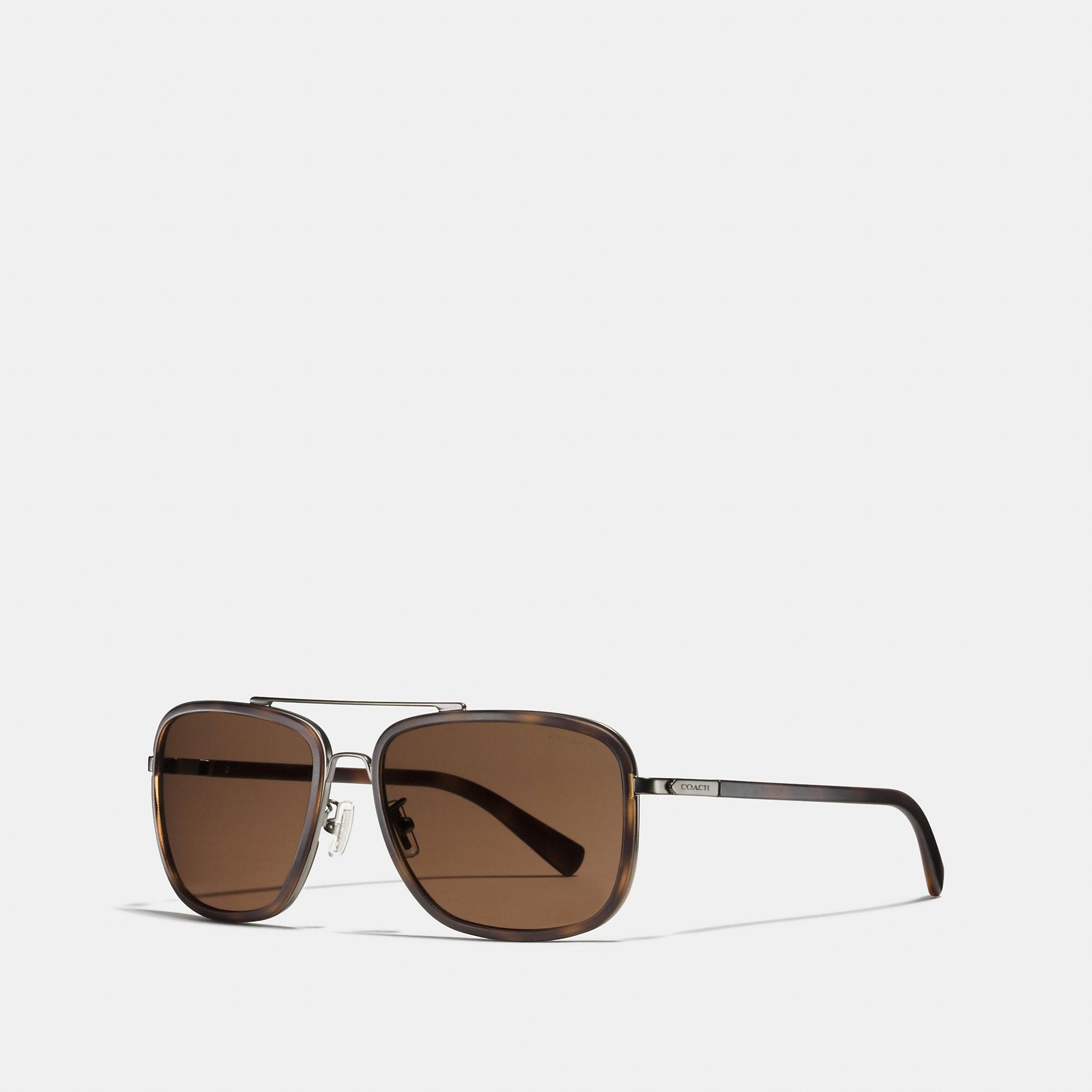 Coach Elliot Navigator Sunglasses