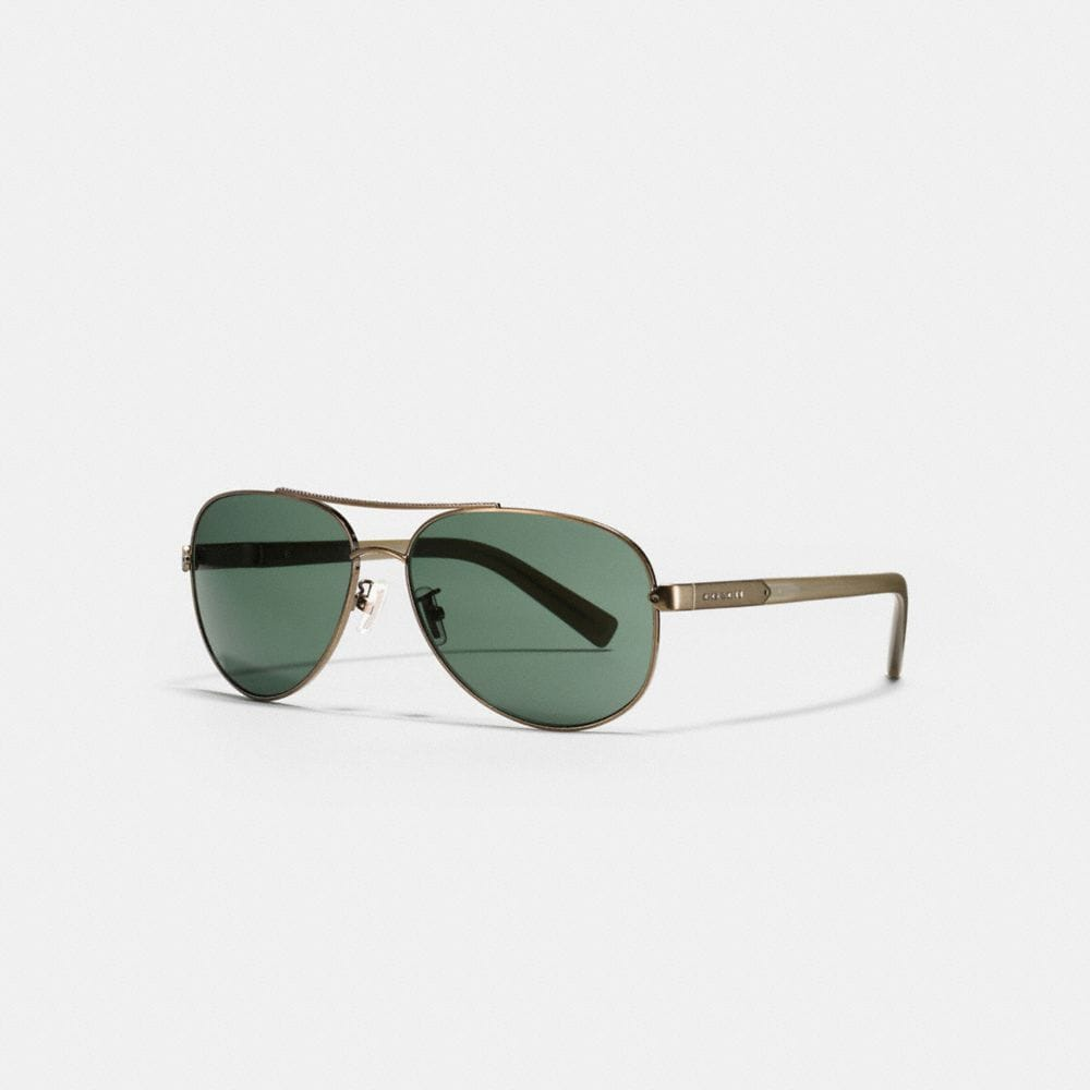 TAG TEMPLE PILOT SUNGLASSES