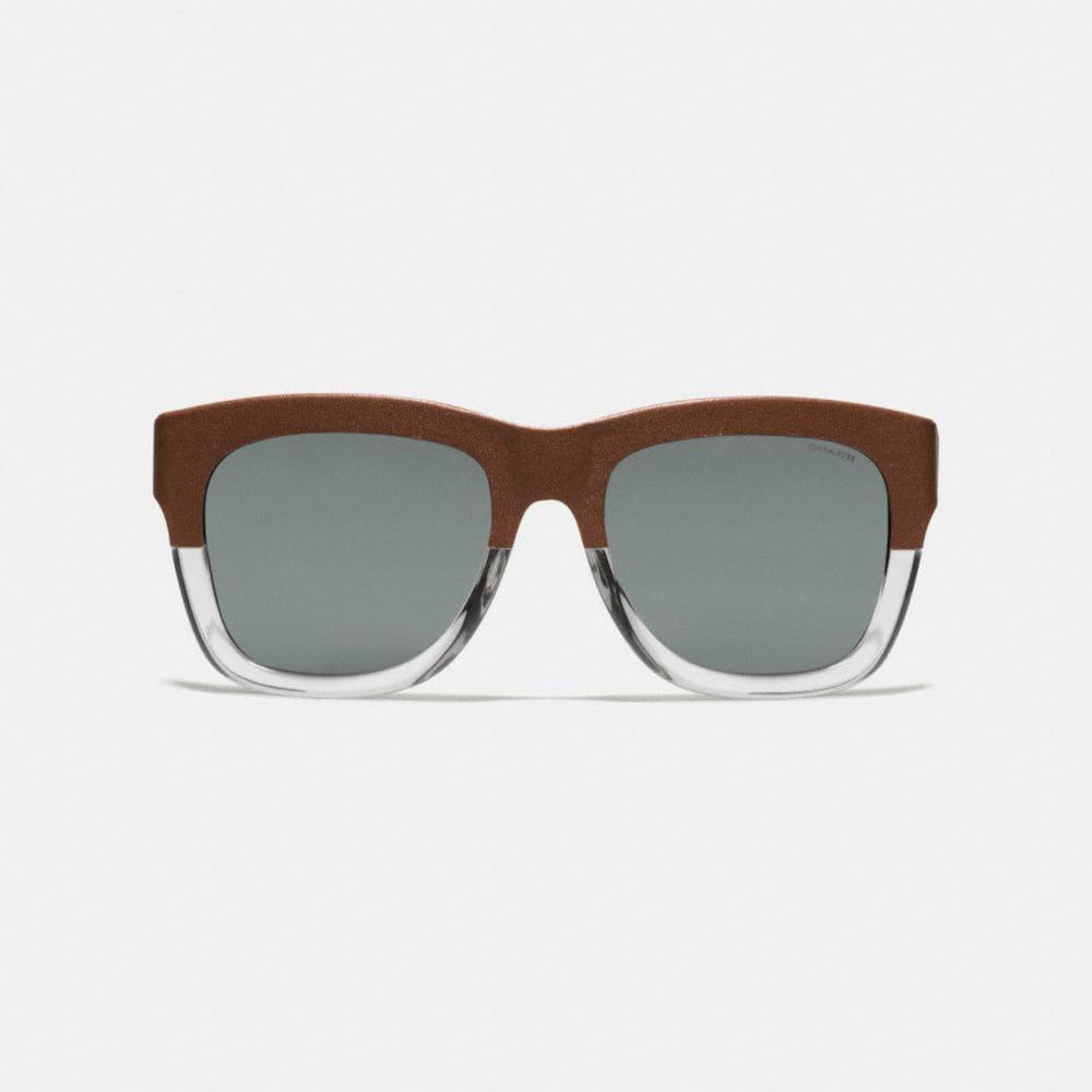 Coach 75th Anniversary Square Sunglasses Alternate View 1