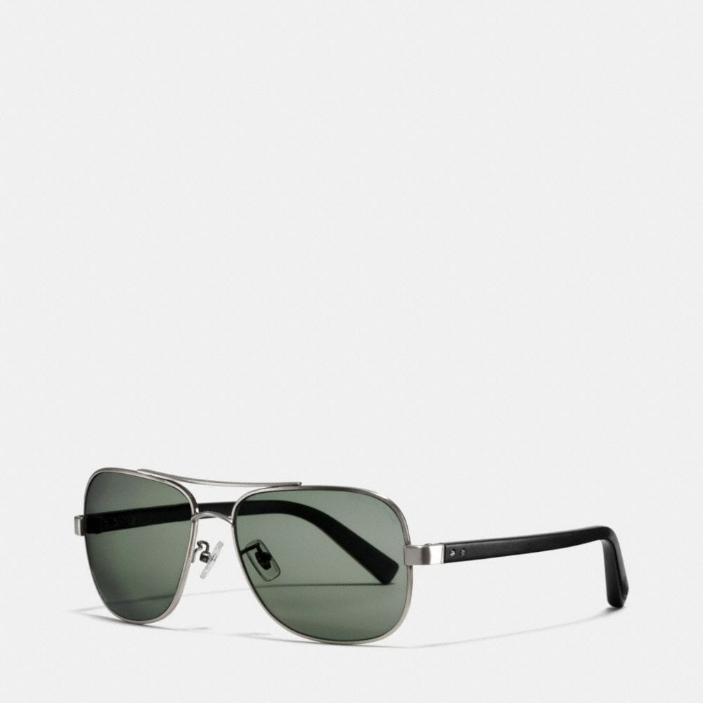mens polarised sunglasses cxjg  Bleecker Polarized Sunglasses