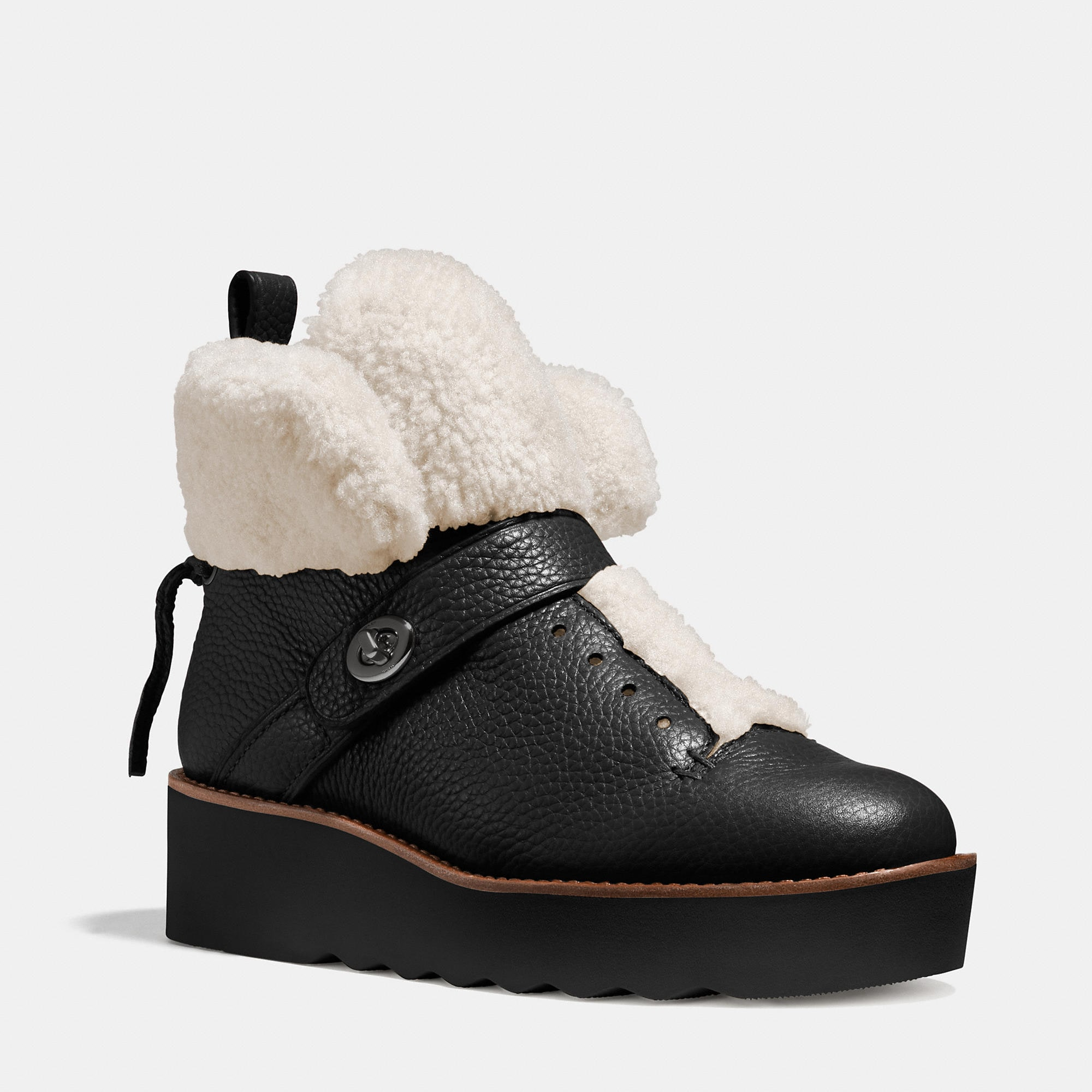 Coach Urban Hiker Shearling