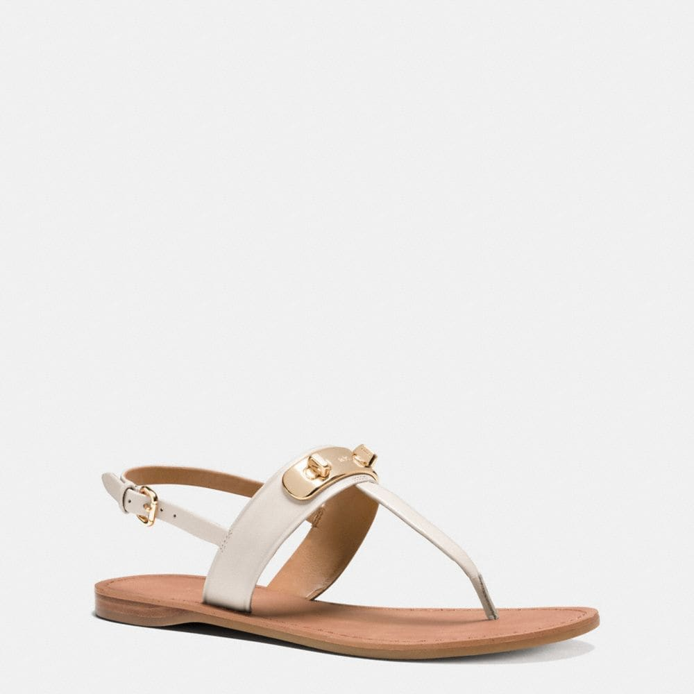 gracie swagger sandal | Tuggl