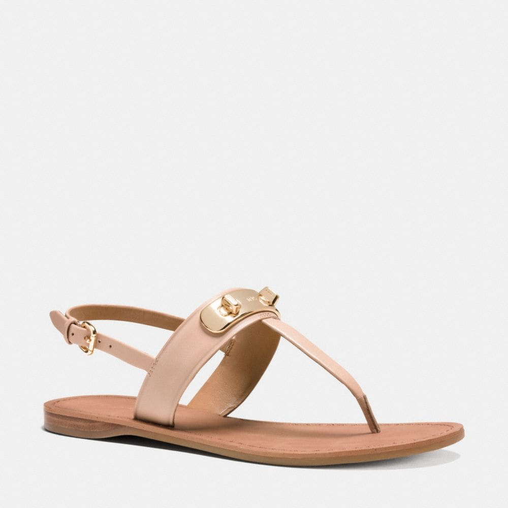 Gracie Swagger Sandal