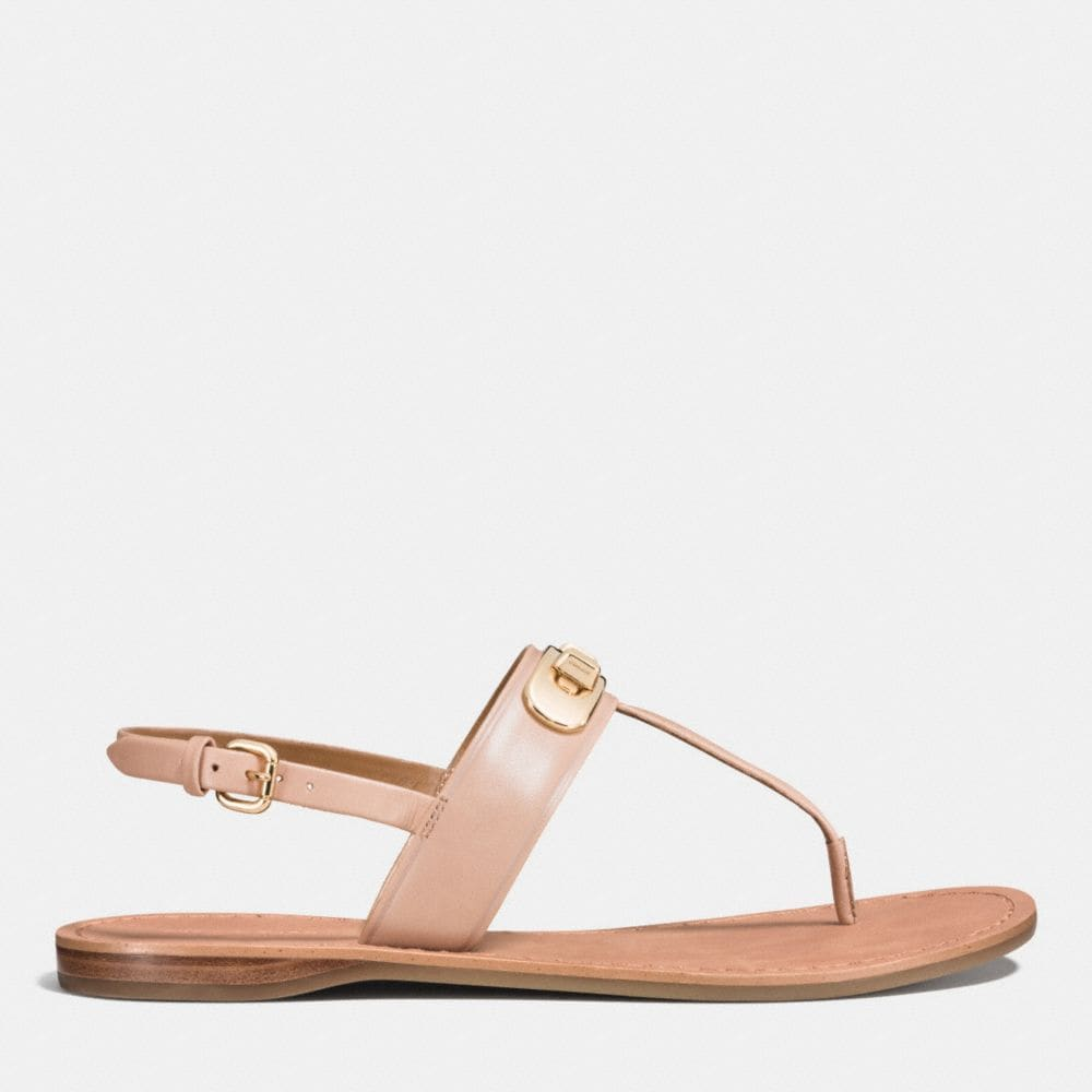 Gracie Swagger Sandal - Alternate View A1