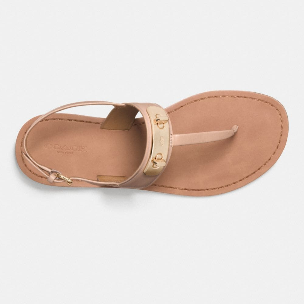 Gracie Swagger Sandal - Alternate View L1