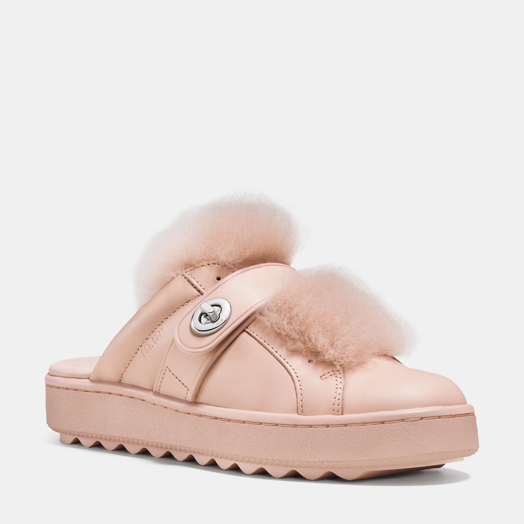 Coach Lo Top Slide Sneaker