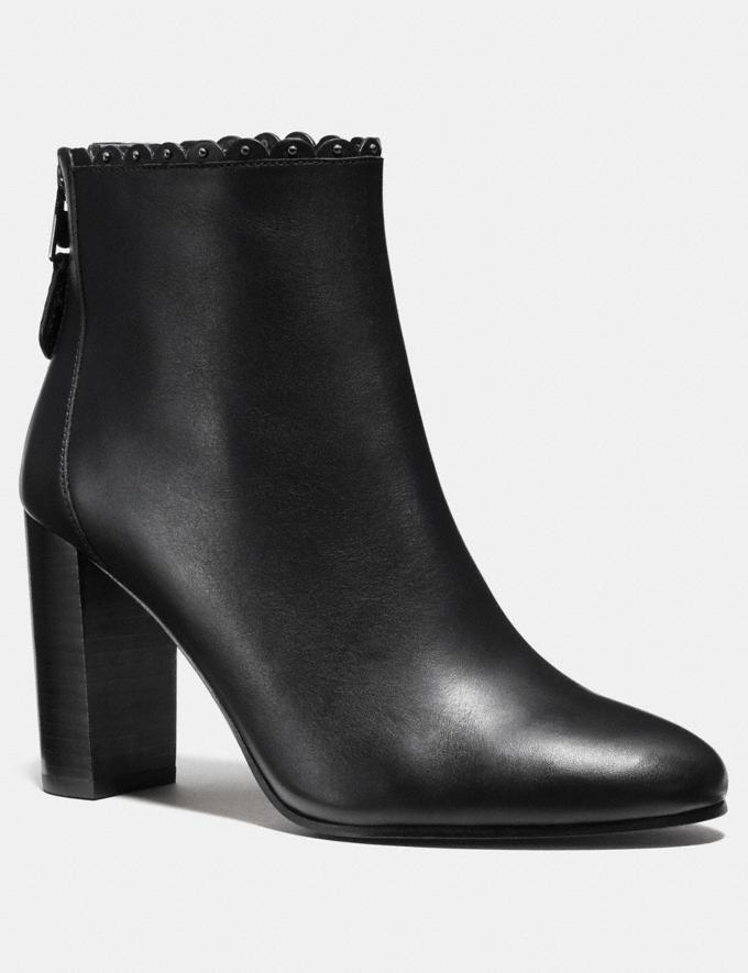 Coach Terence Bootie Black