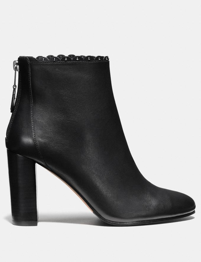 Coach Terence Bootie Black  Alternate View 1
