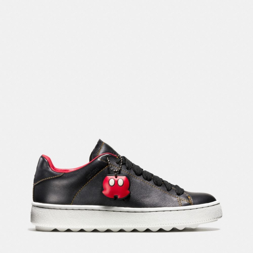 Coach Mickey C101 Sneaker Alternate View 1