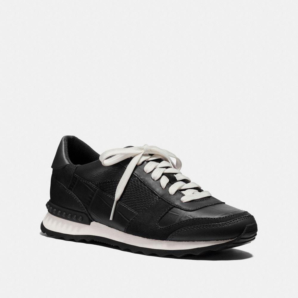 Coach Moonlight Patchwork Sneaker