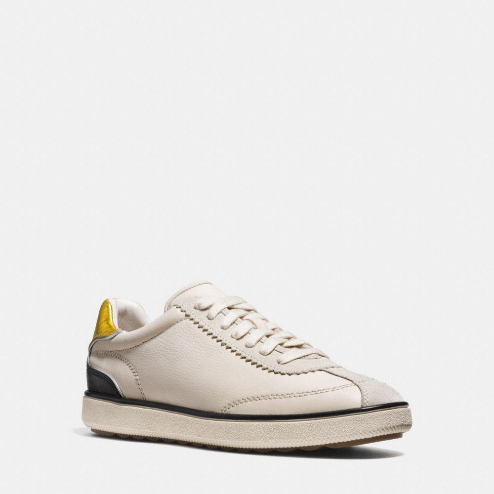 Coach C113 Lace Up Sneaker