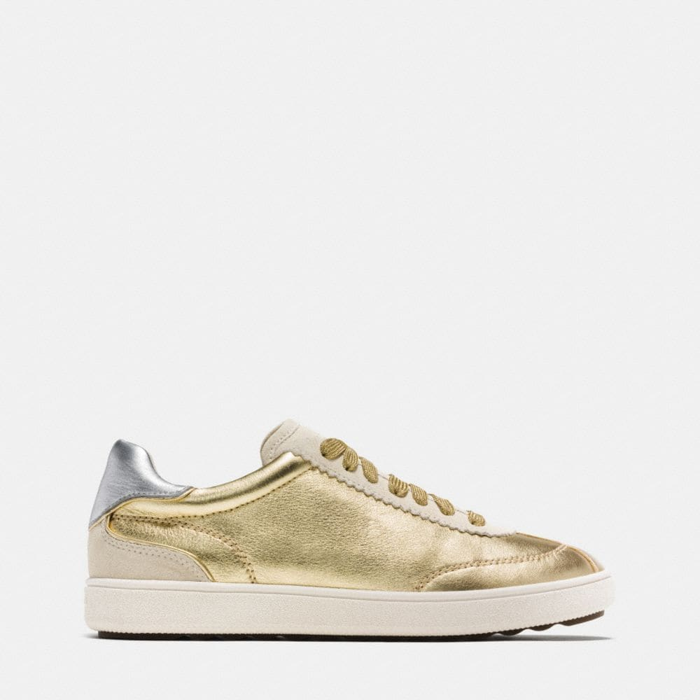 Coach C113 Lace Up Sneaker Alternate View 1