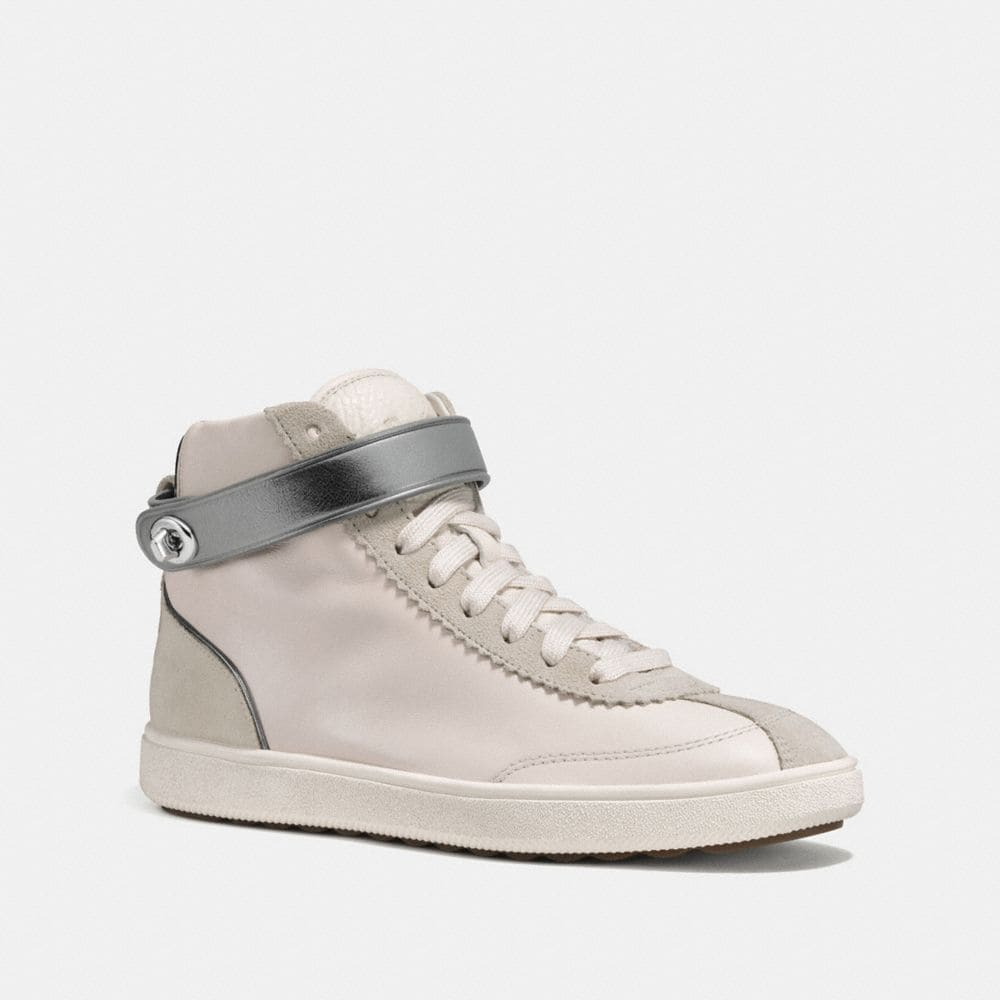 c213 high top sneaker
