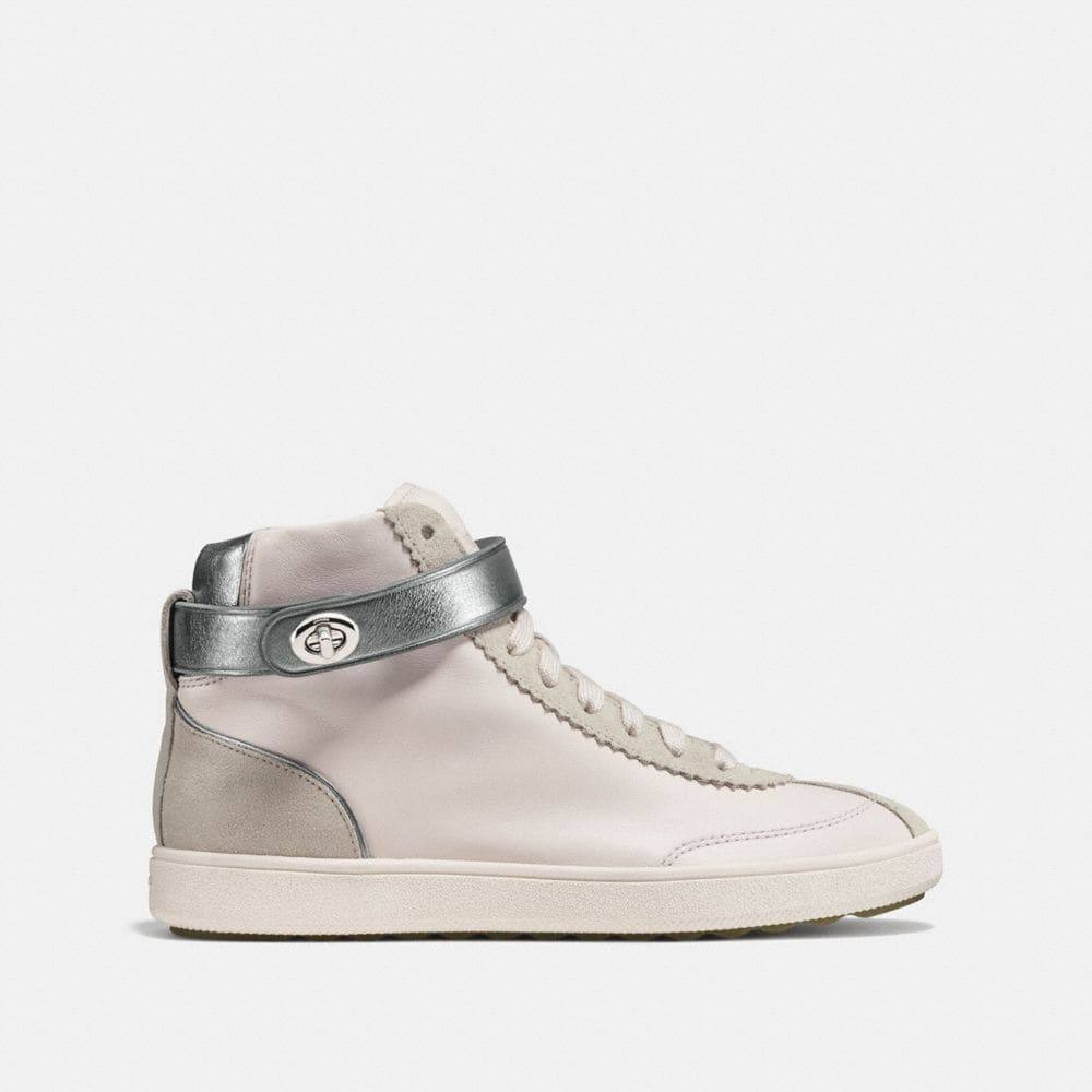 C213 High Top Sneaker - Alternate View A1