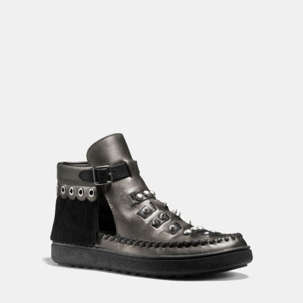Coach Roccasin Cut Out Sneaker
