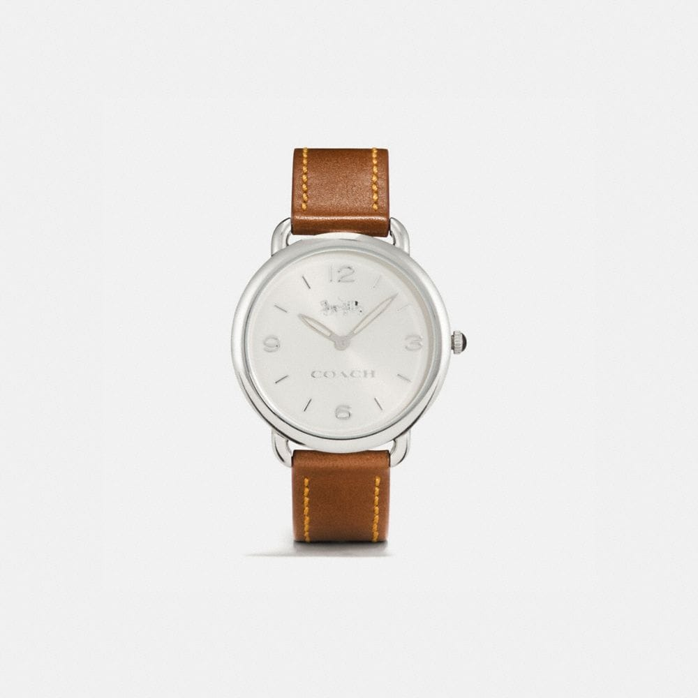Coach Delancey Slim Watch