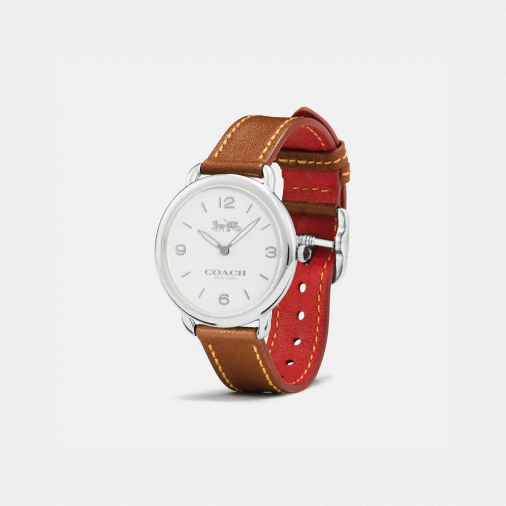 Coach Delancey Slim Watch, 36mm Alternate View 1