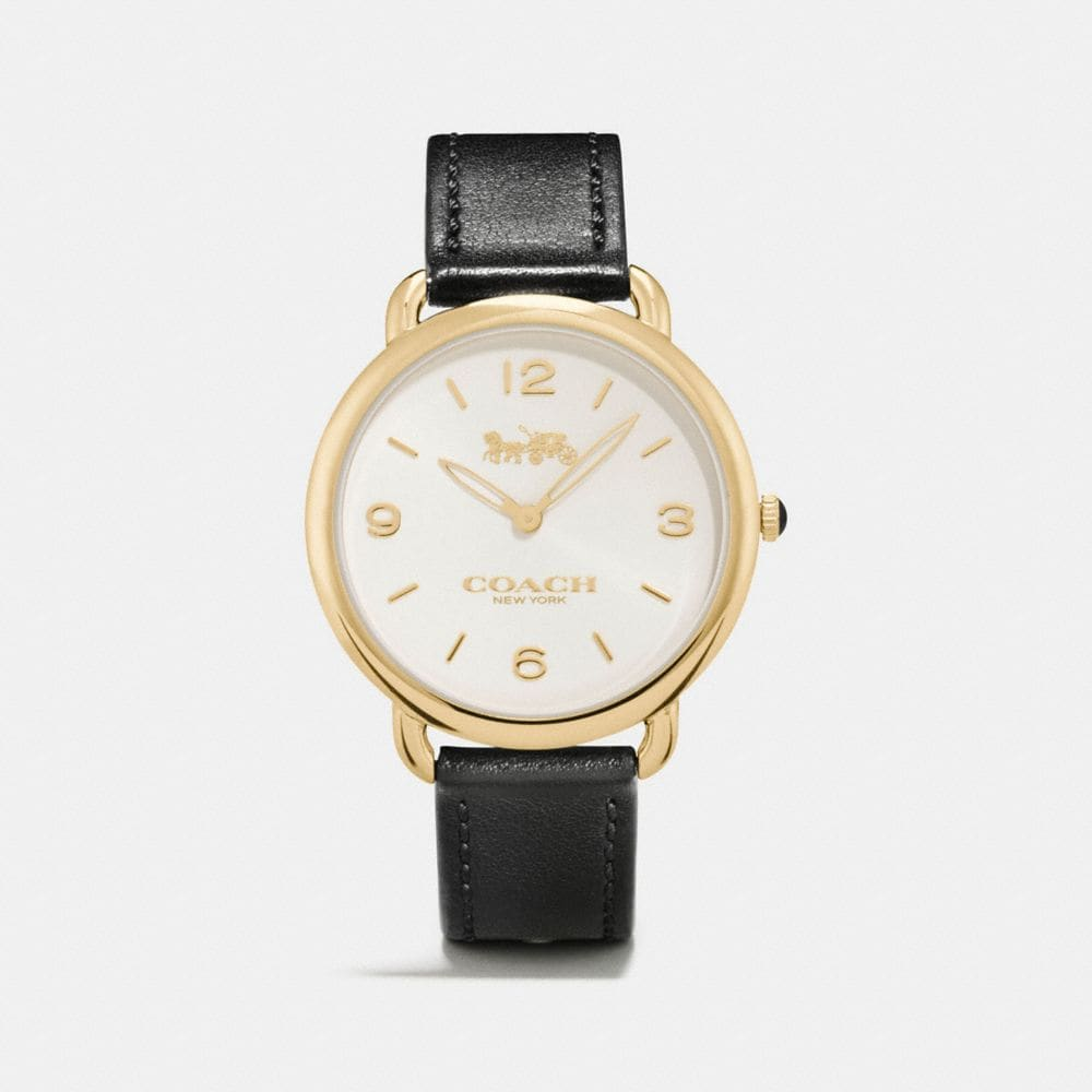 DELANCEY SLIM WATCH, 36MM