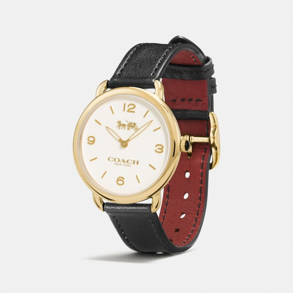 Coach Delancey Slim Watch, 36mm Alternate View 1