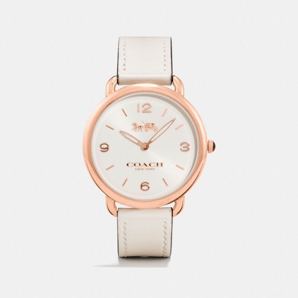 Coach Delancey Slim Watch, 36mm