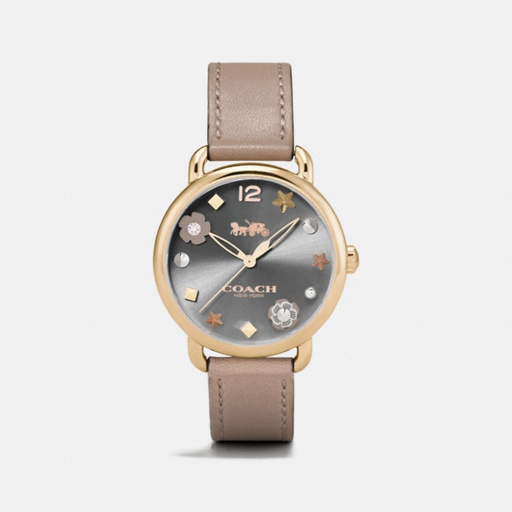 delancey watch with charm dial 36mm