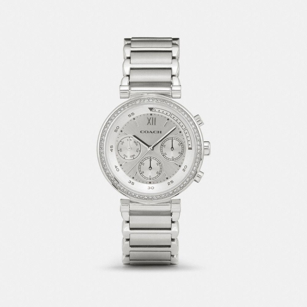 Coach 1941 Sport Stainless Steel Bracelet Watch