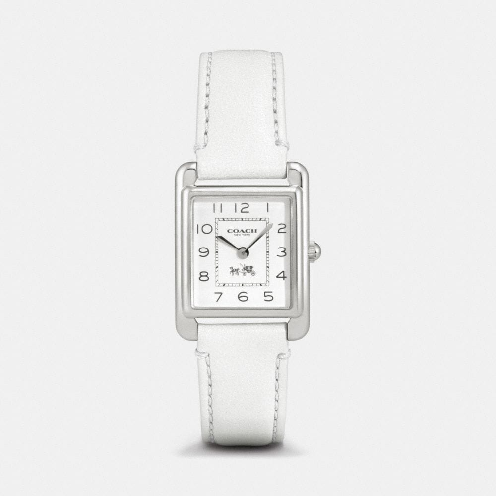 PAGE STAINLESS STEEL STRAP WATCH