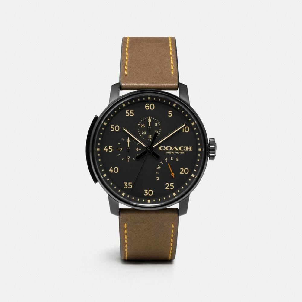 BLEECKER WATCH, 42MM