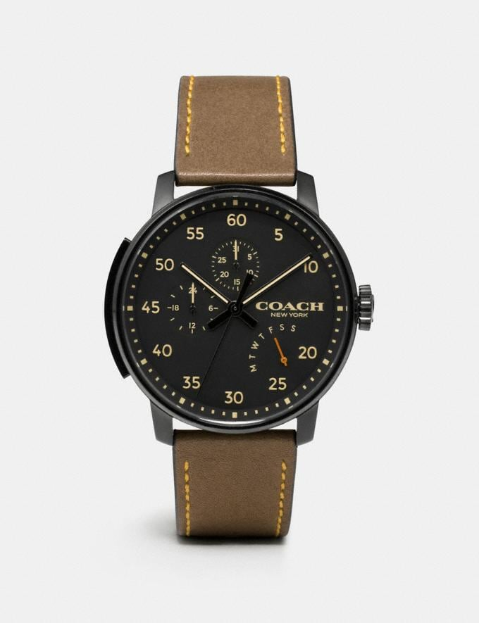 Coach Bleecker Watch, 42mm Fatigue Gifts For Him Valentine's Day Gifts