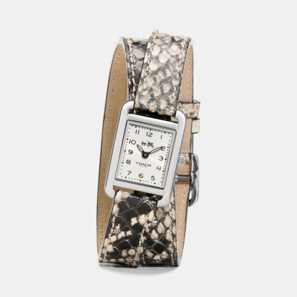 Thompson Exotic Double Wrap Watch