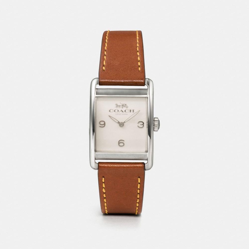 Coach Renwick Watch, 25mm X 35mm