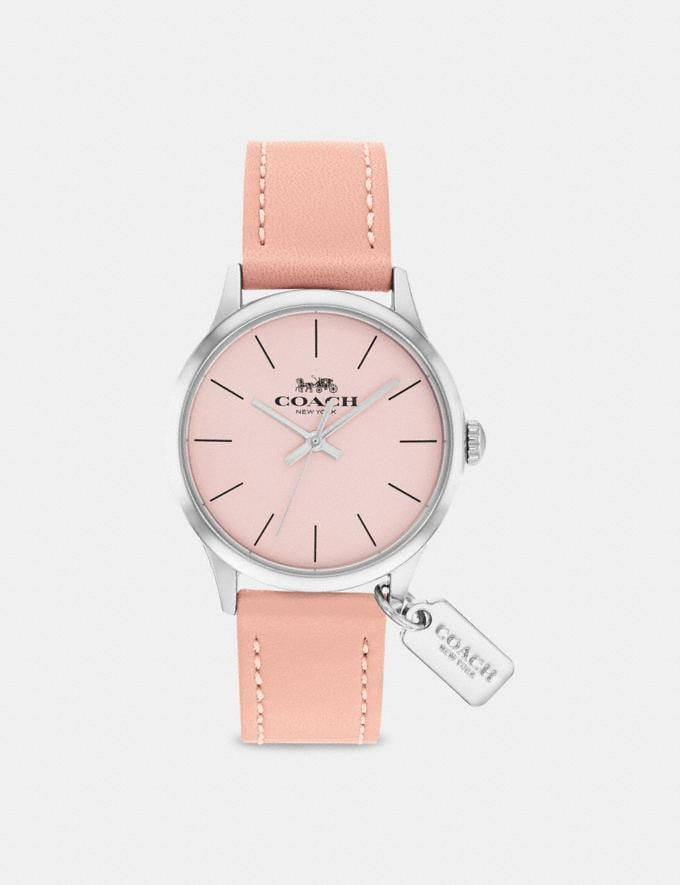 Coach Ruby Watch, 32mm Blush