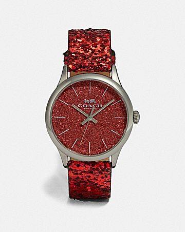 RUBY WATCH, 32MM