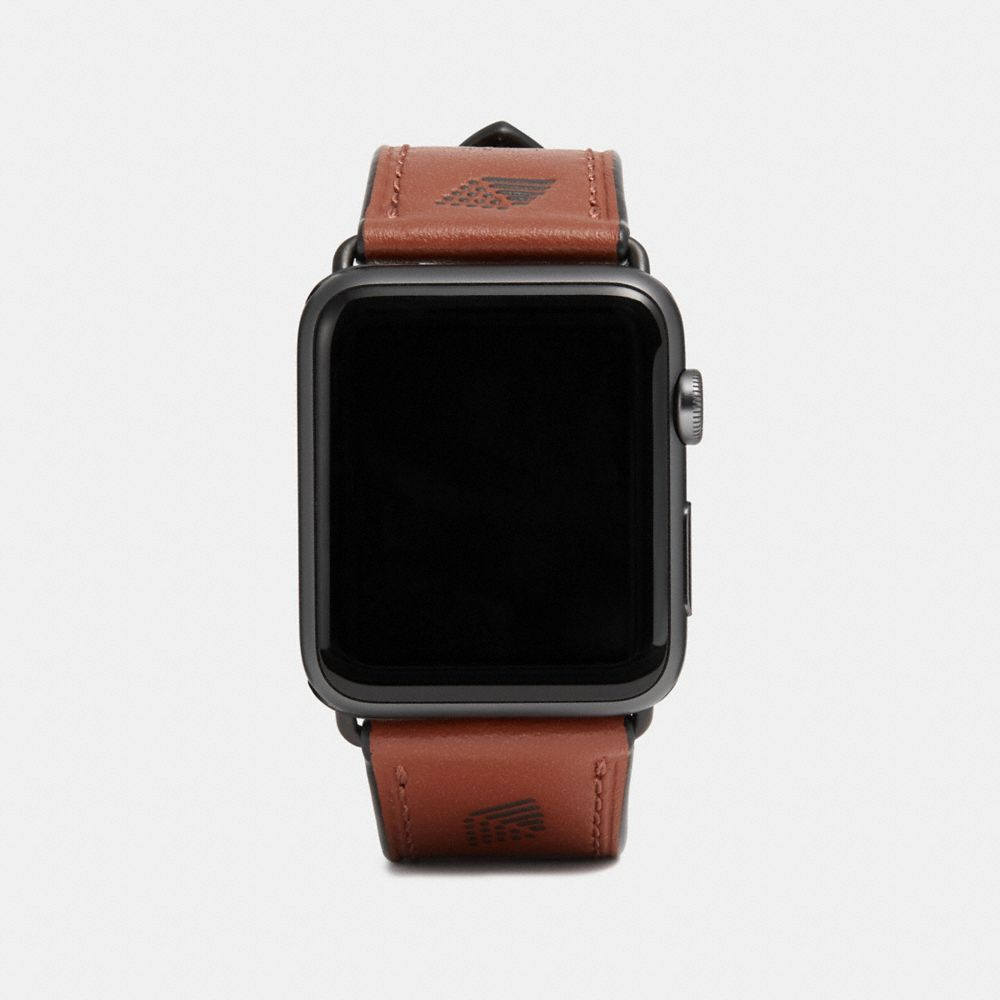 COACH APPLE WATCH STRAP - WOMEN'S