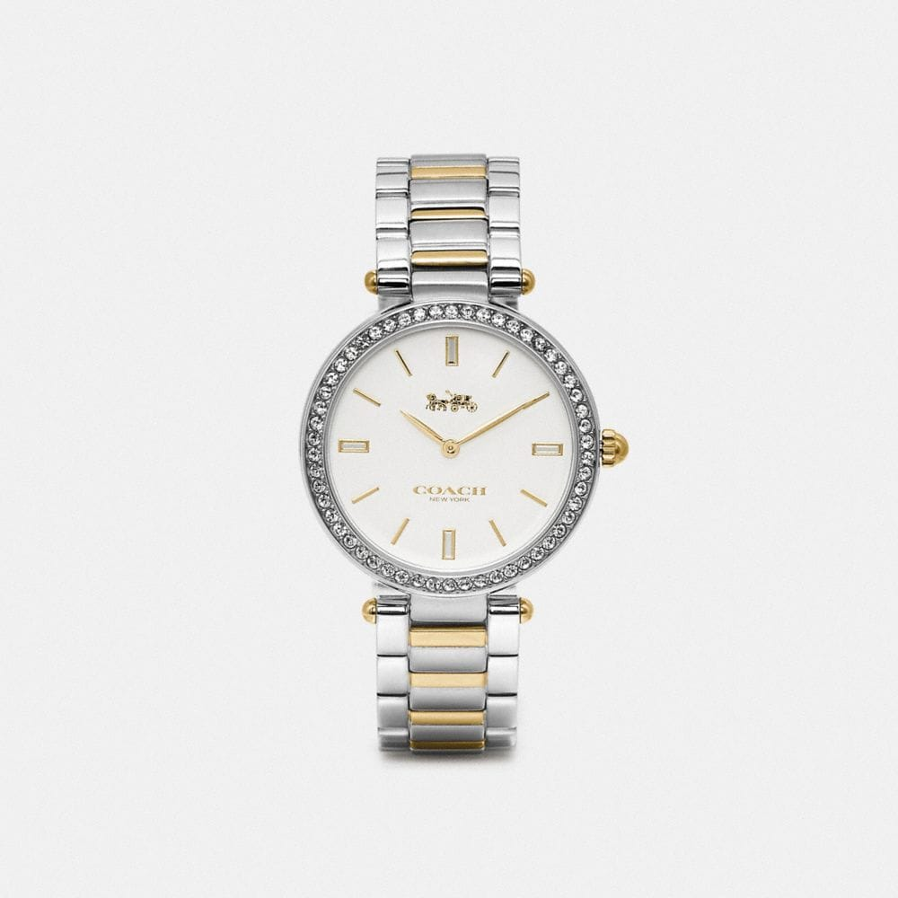 Coach Park Watch, 34mm