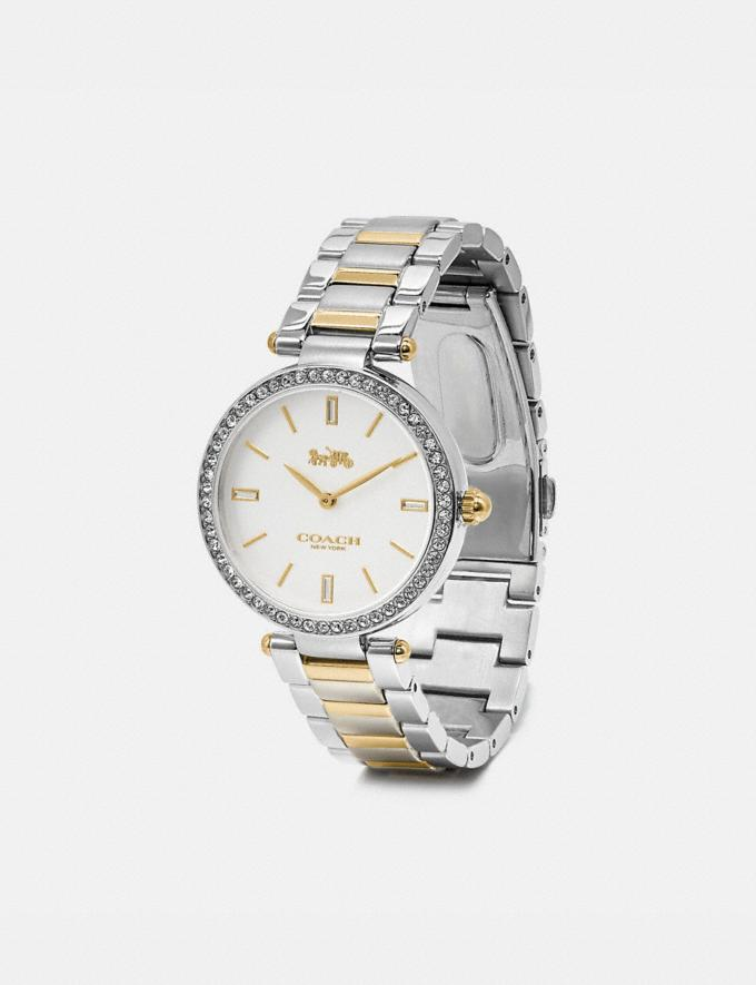 Coach Park Watch, 34mm Two Tone  Alternate View 1