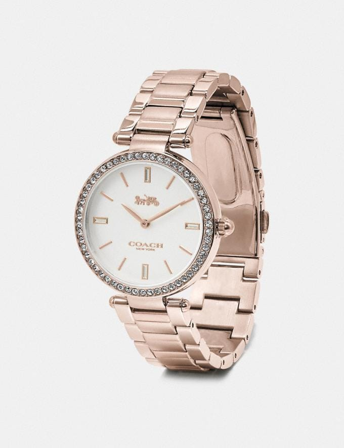 Coach Park Watch, 34mm Carnation Gold Gifts For Her Alternate View 1