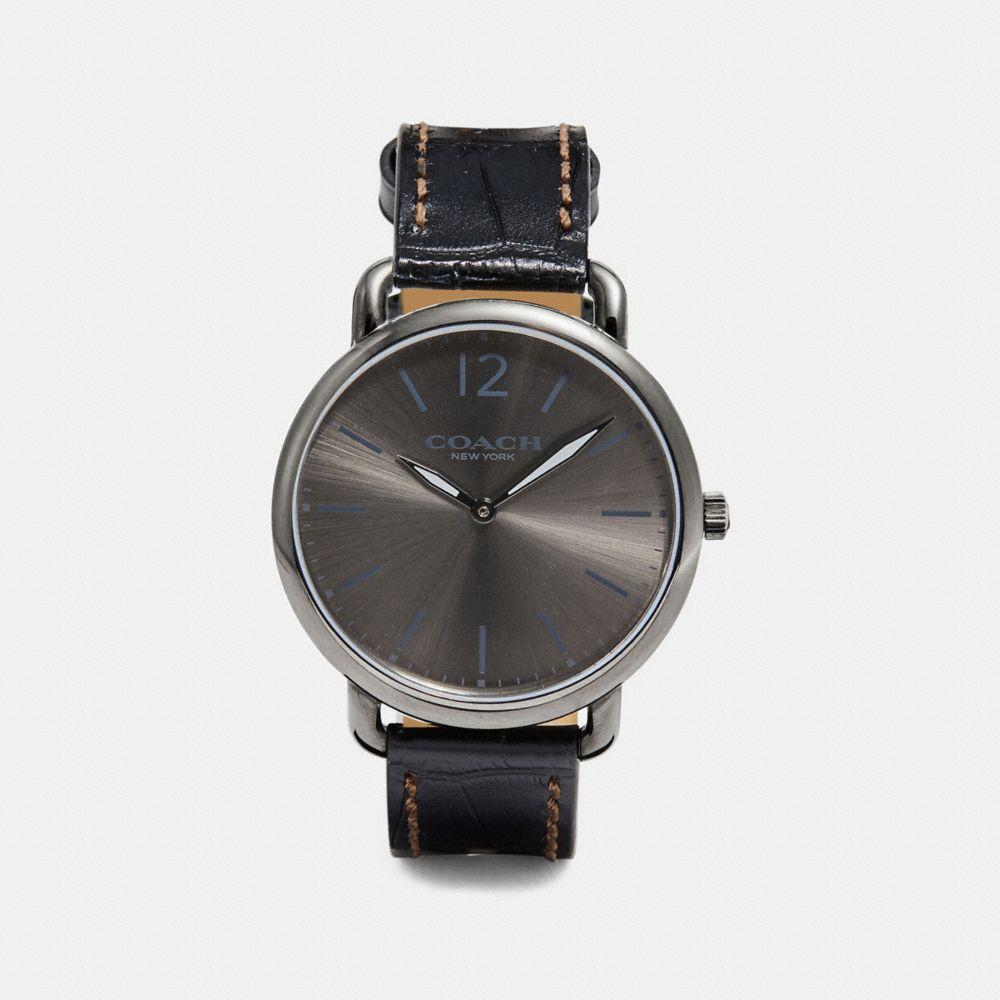 Coach Delancey Slim Watch, 40mm