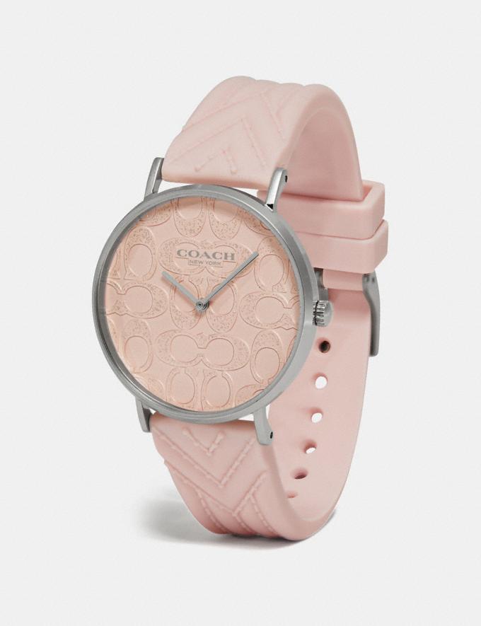 Coach Perry Armbanduhr, 36 Mm Schwarz Damen Accessoires Uhren Alternative Ansicht 1