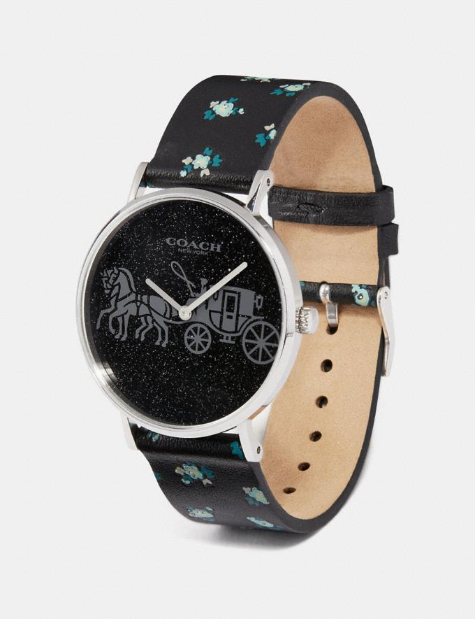 Coach Perry Watch, 36mm Black DEFAULT_CATEGORY Alternate View 1