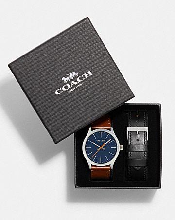baxter watch gift set, 39mm