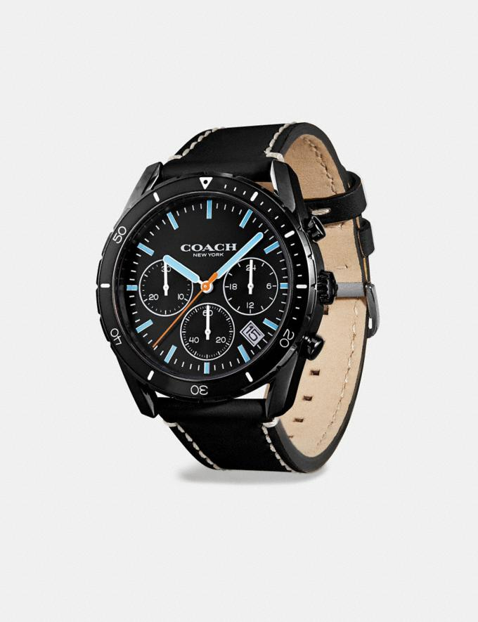 Coach Thompson Sport Watch, 41mm Black  Alternate View 1