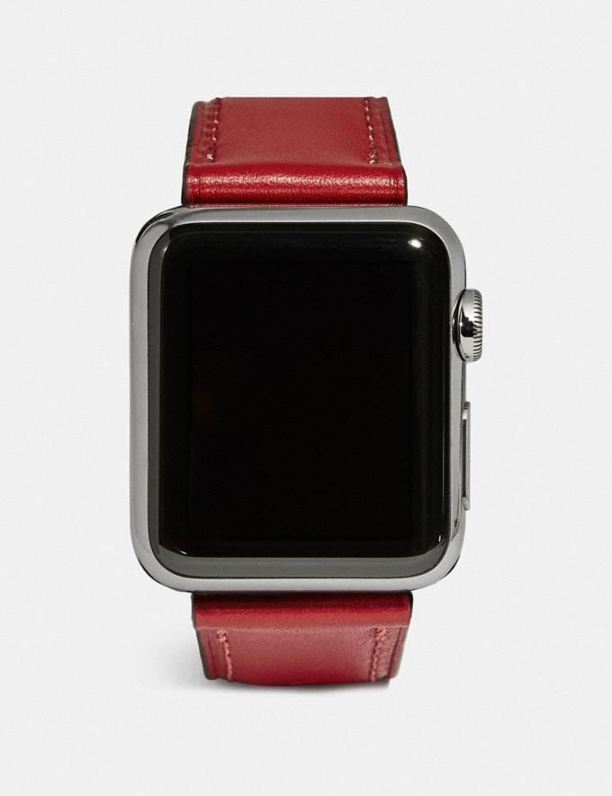Coach Apple Watch® Armband Jasper Damen Accessoires Uhren