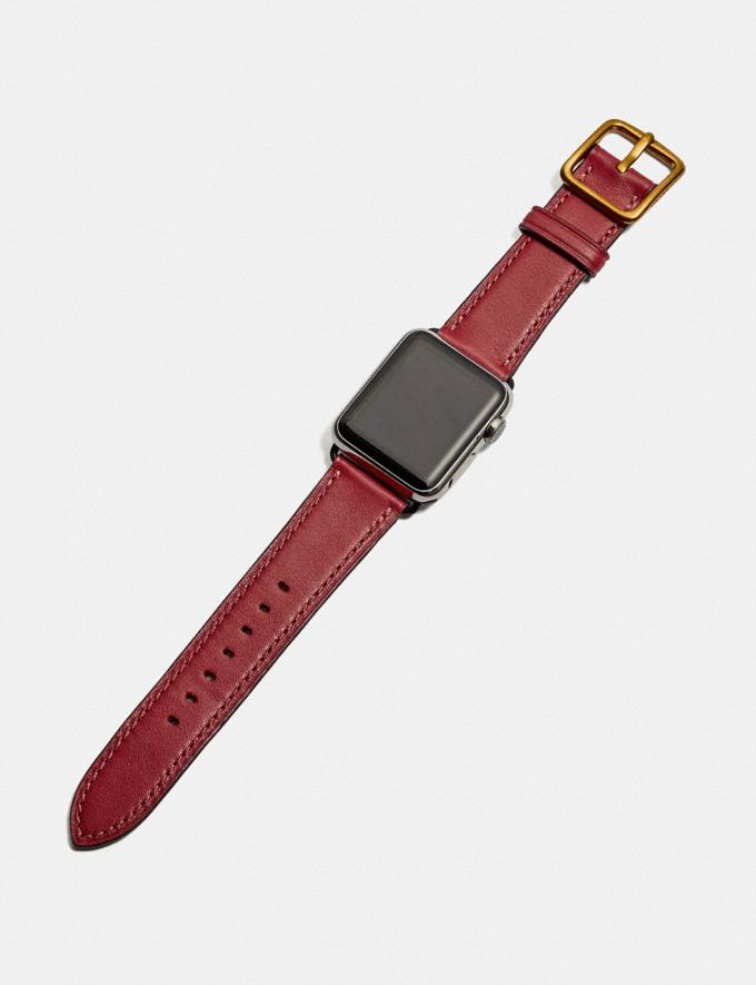 Coach Apple Watch® Armband Jasper Damen Accessoires Uhren Alternative Ansicht 1