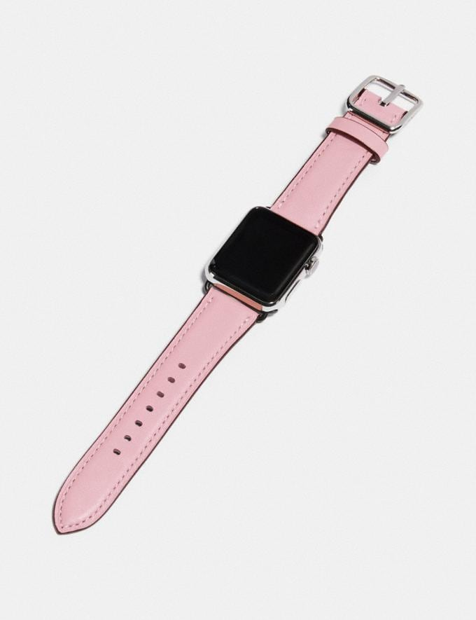 Coach Apple Watch® Strap Aurora New Women's New Arrivals Alternate View 1