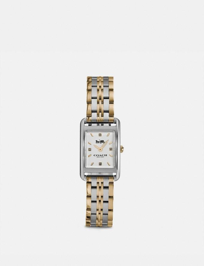 Coach Allie Watch, 19mm X 22mm Two Tone Gifts For Her