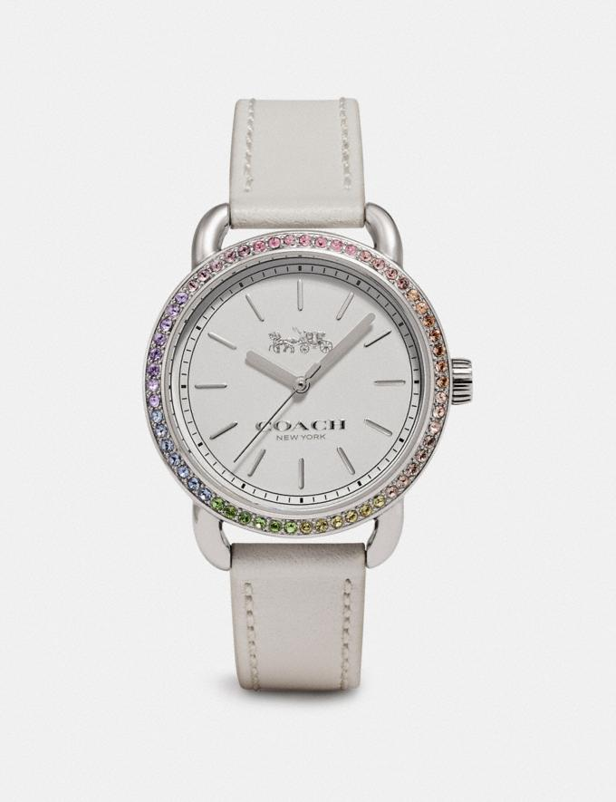 Coach Lex Watch, 32mm White